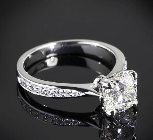 milgrain your marquise rose ring tw gold setmain build wedding rings and engagement own real dot ct diamond in