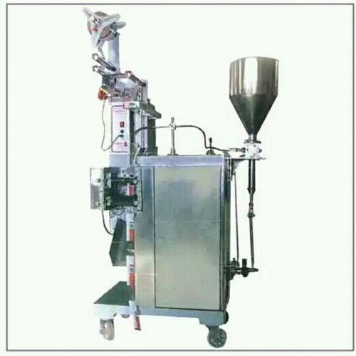 Paste And Pickle Pouch Packing Machine