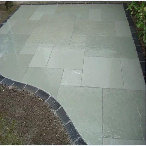 Kota Blue Limestone, for Countertops, Thickness: 15.5 mm