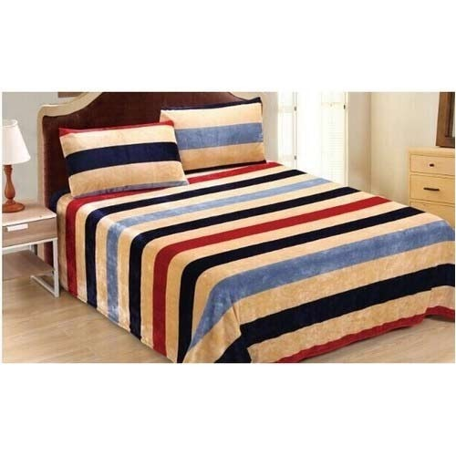 Bombay Dyeing Multi Double Bed Sheets