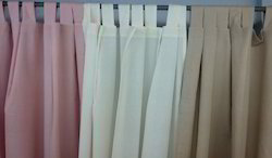 Cotton Curtain, Size: as agreed, for Door
