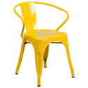 Cafe Metal Tolix Chair