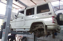 Automobiles Maintenance And Repair