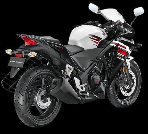 Honda CBR250R Loan