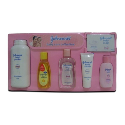 Johnson Baby Grooming Kit At Rs 550 Pack Mohan Co