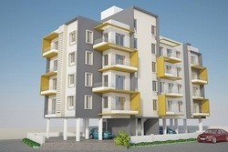 Vimal Residency Building Construction