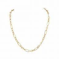 Gold Modak Chain
