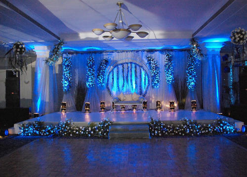 Stage Decoration Reception Hall Decoration Service Provider From