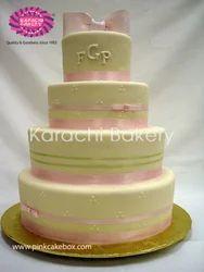 Birthday Cake and Wedding Cakes Manufacturer | Karachi