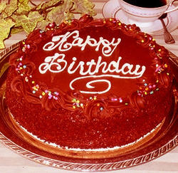 Red Velvet Cream Cake At Best Price In India