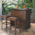 Wicker Bar Furniture