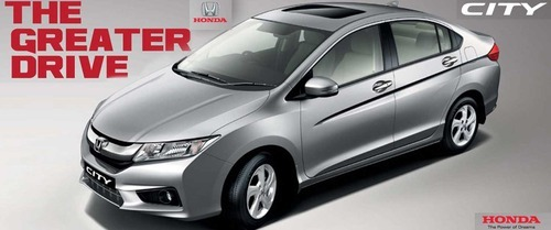 Honda City Car View Specifications Details Of Luxury Car By