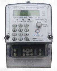 Devtech Prepaid Energy Meter