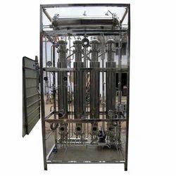 Standard Automatic Multi Column Distillation Plant