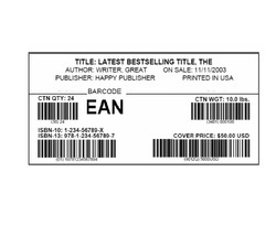 Carton Label