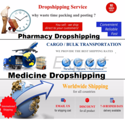 Medicine Drop Shippers in India