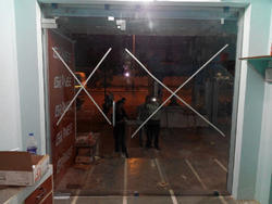 Toughened Glass Patch Fitting Works