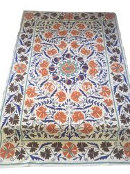 Indian Designer Embroidery Bed Sheets