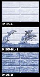 250x450 Digital Wall Tiles