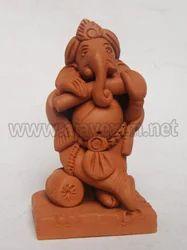 Krishna Ganesha Decorative Statue