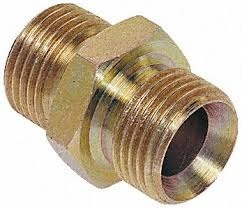 Brass Hydraulic Adapter