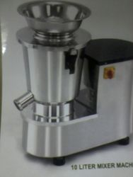 Industrial Masala Mixer Grinder  Vessel With Tap