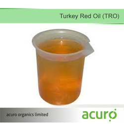Turkey Red Oil (TRO)