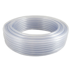 White Unreinforced PVC Hose Pipe