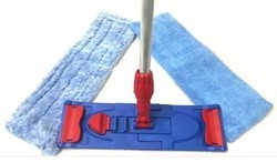 Microfiber Break Flat Mop
