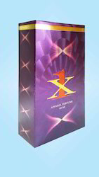 Metallic Printed Perfume Packing Box