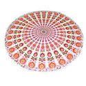 Cotton Hippie Mandala Roundies Tapestries