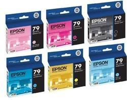 Epson 79 Ink Cartridge Set