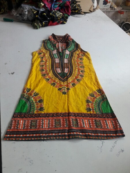 Fancy Dashiki Ladies Wear