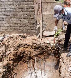 Pre Construction- Termite Control