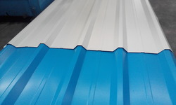 Natroof Colour Coated Roofing Sheet
