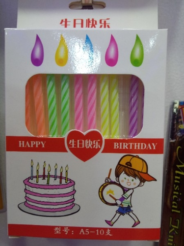 Birthday Candles Magic Wholesaler From Pune