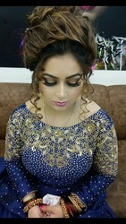 Female Party Make Up Service