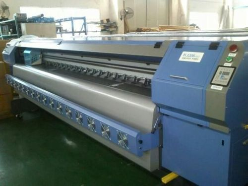 Wide Format And Textile Printing Konica Head Flex