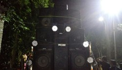 Jbl Box And Sound System For Rent