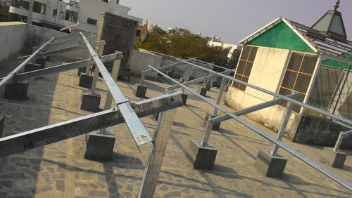 Solar Panel Mounting Structure Solar Roof Top Mounting