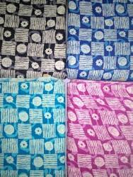 Printed Cambric Cotton Fabric, GSM: 100 - 150