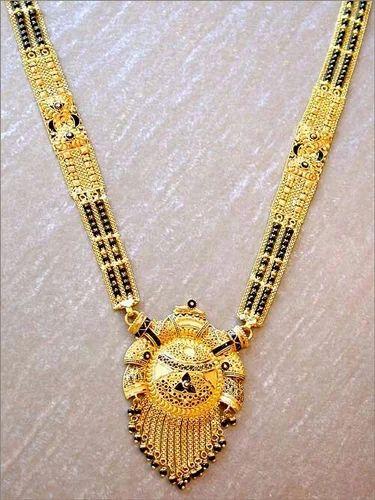 Gold Mangalsutra स न क म गलस त र View
