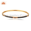 Designer Natural Diamond Bangle