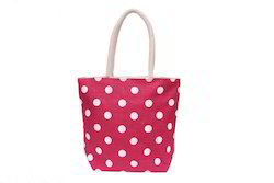 Polka Dot Designer Bag