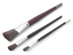 Natural Hair Makeup Brushes