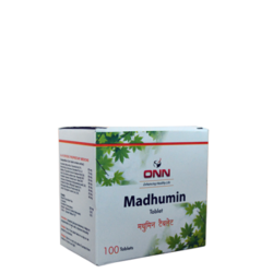 Madhumin Tablets (100 Tablets)