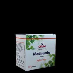 Madhumin Tablets (100 Tablets)