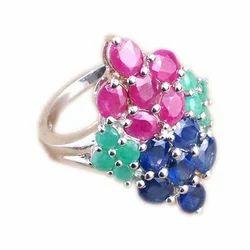 Dyed Corundum Jewellery