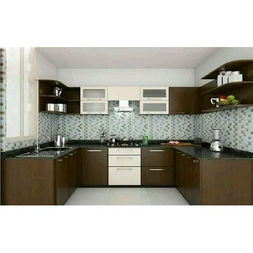 Modular Kitchen At Rs 290 /square Inch
