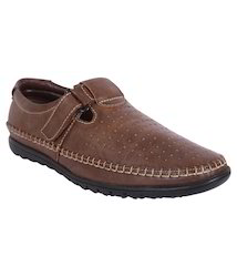Casual Brown Shoes